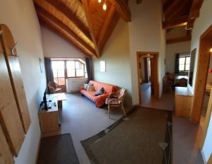 Wohnraum Ferienwohnung